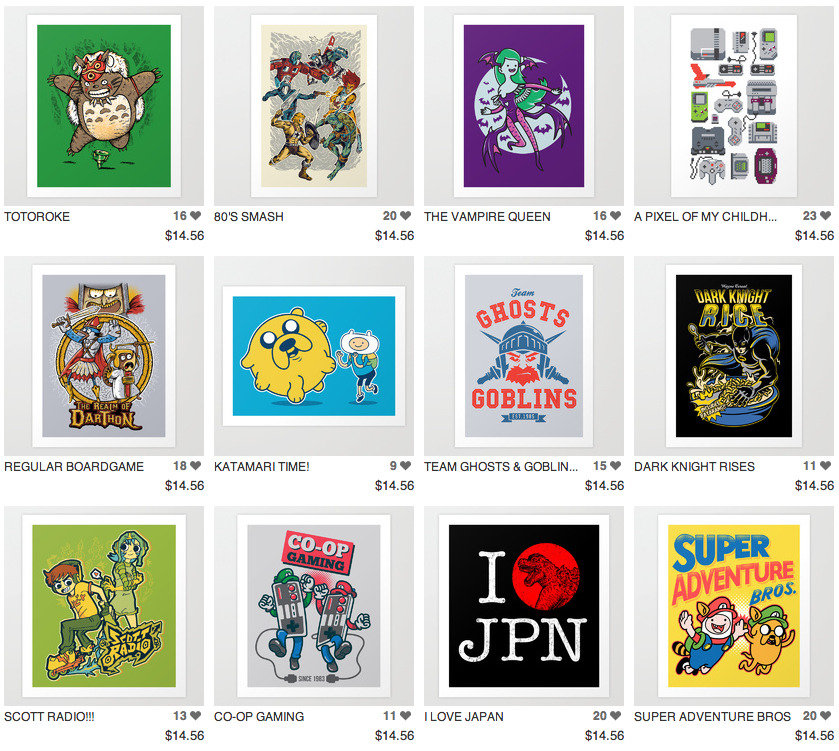 FREE SHIPPING WORLDWIDE!! On my Society 6 profile until february 10th use the next link