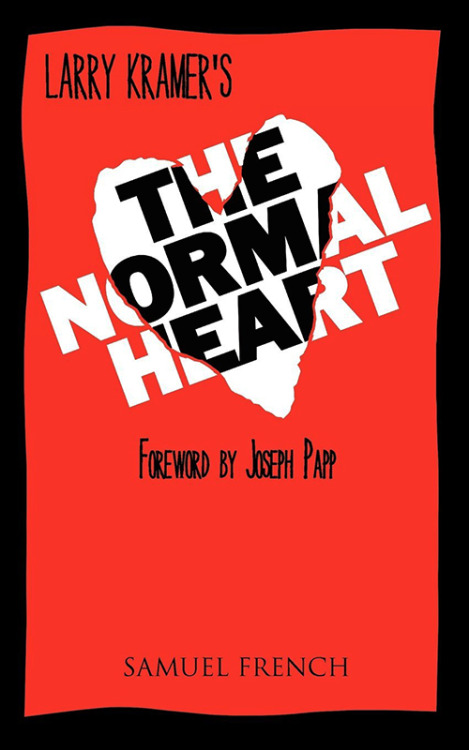 Matt and Books: Matt's work  » The Normal Heart [Amazon][Goodreads]