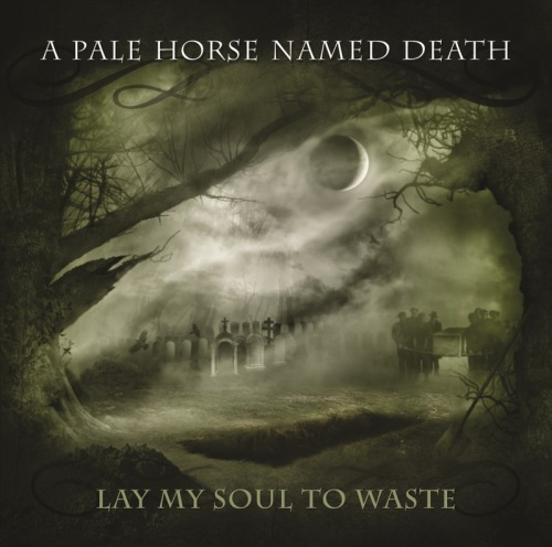 "A PALE HORSE NAMED DEATH Lay My Soul to Waste Out Tomorrow New Song Streaming on Bloody Disgusting    ""Almost Perfect"" -Metal Temple-       A PALE HORSE NAMED DEATH will release their sophomore…View Post"
