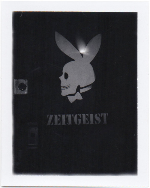 What are Sundays for if not for drinking at Zeitgeist?