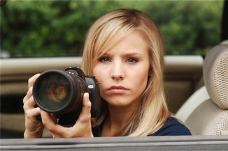 ITEM OF THE DAY: 'VERONICA MARS'… THE MOVIEby Rachael Berkey http://bit.ly/10SVNBa