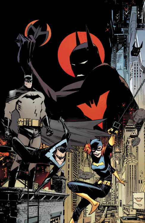 all-batman:  Batman Beyond Universe #1
