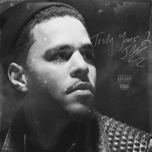 "swavegraphics:  (Cover Art) J.Cole ""Truly Yours 2"" 