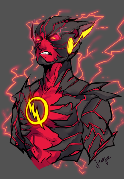 fughetta:  N52 Reverse Flash  He is reeeaaaally cooooool!!!