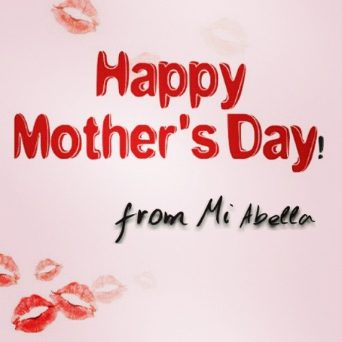 Happy Mother's Day from @couturemiabella (where quality and comfort is our priority)