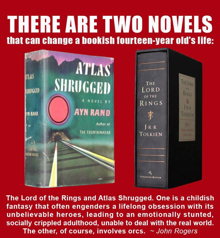 tee-p-kay-zed:  randomness-from-thisoldguy:  …two books  I saw an Ayn Rand dating site the other day.