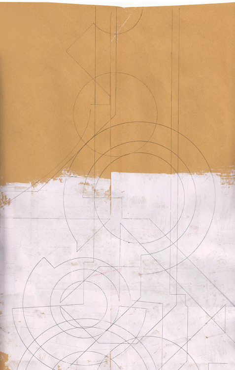 vjeranski:  Untitled drawing 011, 2008 - 2012 Francisco Larios Osuna