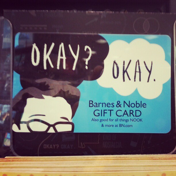 Okay? Okay. #TFiOS #vlogbrothers #nerdfighters