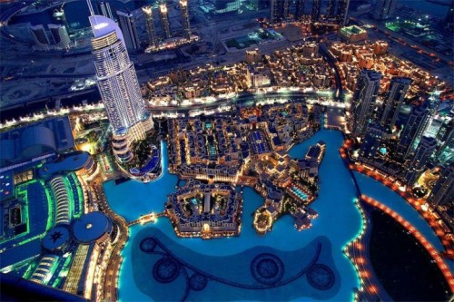 rungmasti:  (via Dubai by night)