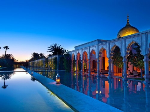 The Hottest Hotels in the World | Palais Namaskar, Marrakech