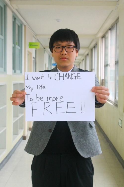 I want to CHANGE My life To be more FREE!!