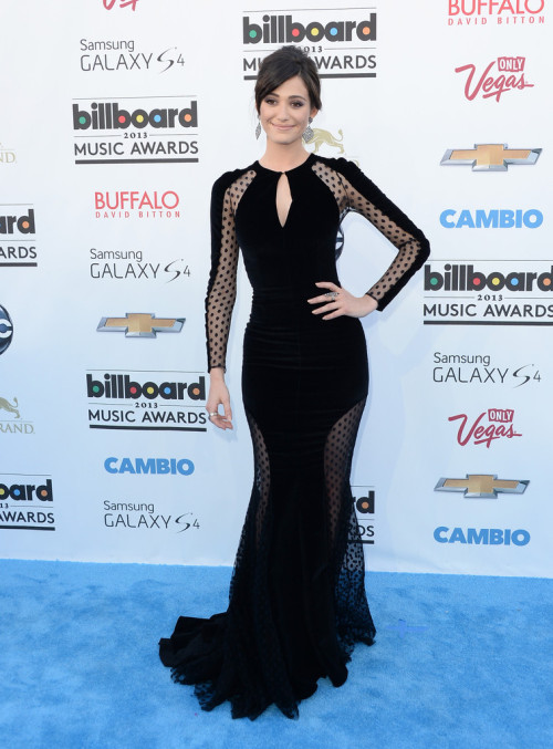 fuckyeahhotactress:  Emmy Rossum - 2013 Billboard Music Awards in Las Vegas 5/19/13
