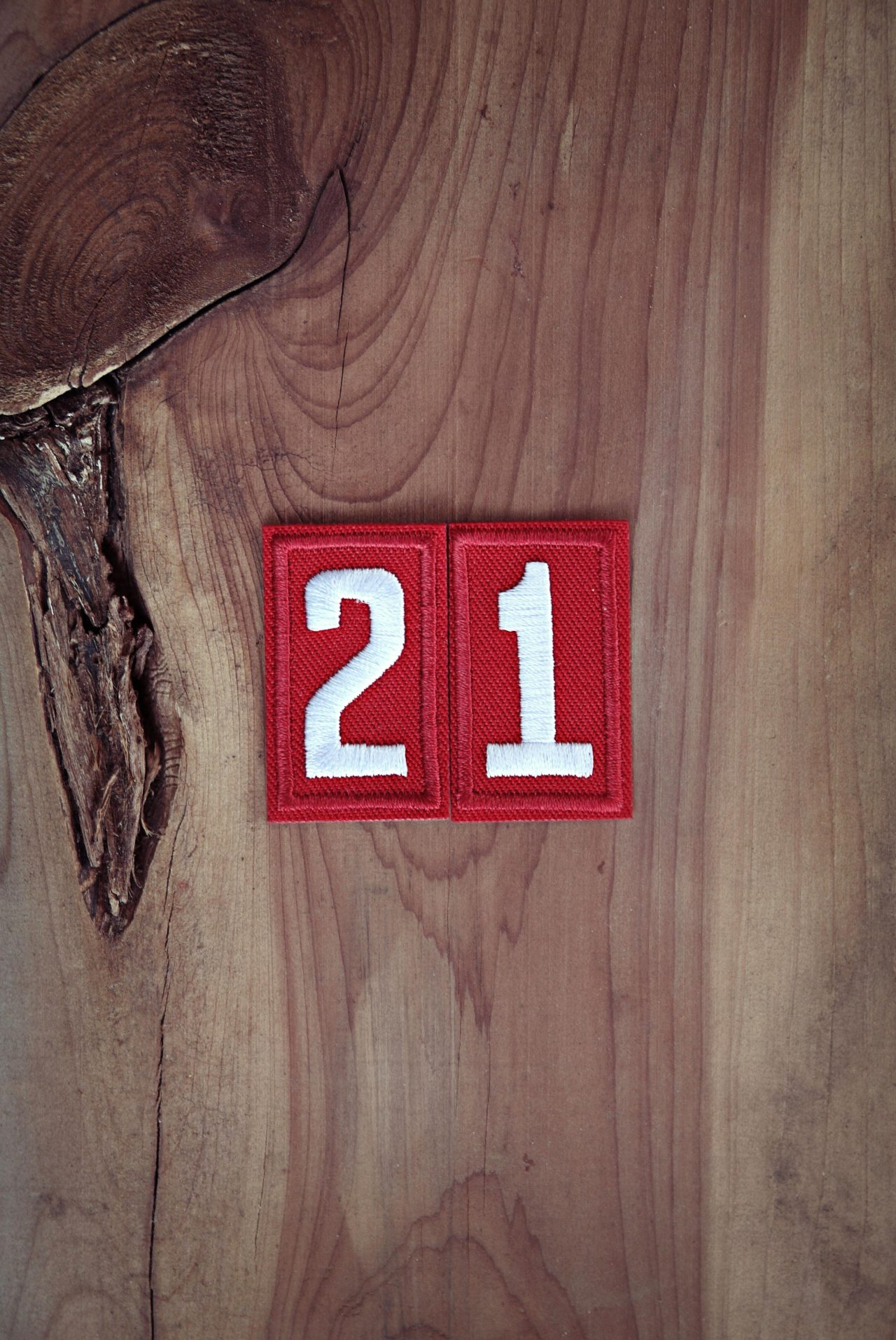 twenty-one: by Ian Norris