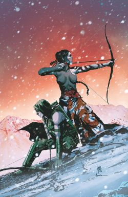 demekin:  GREEN ARROW #23 by Andrea Sorrentino | Comic Art Community
