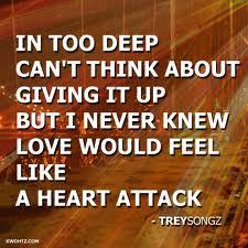 Heart Attack- Tray Songz