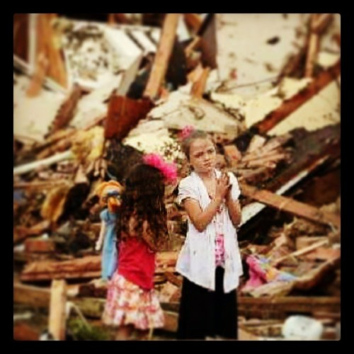 Prayers for #MooreOK.