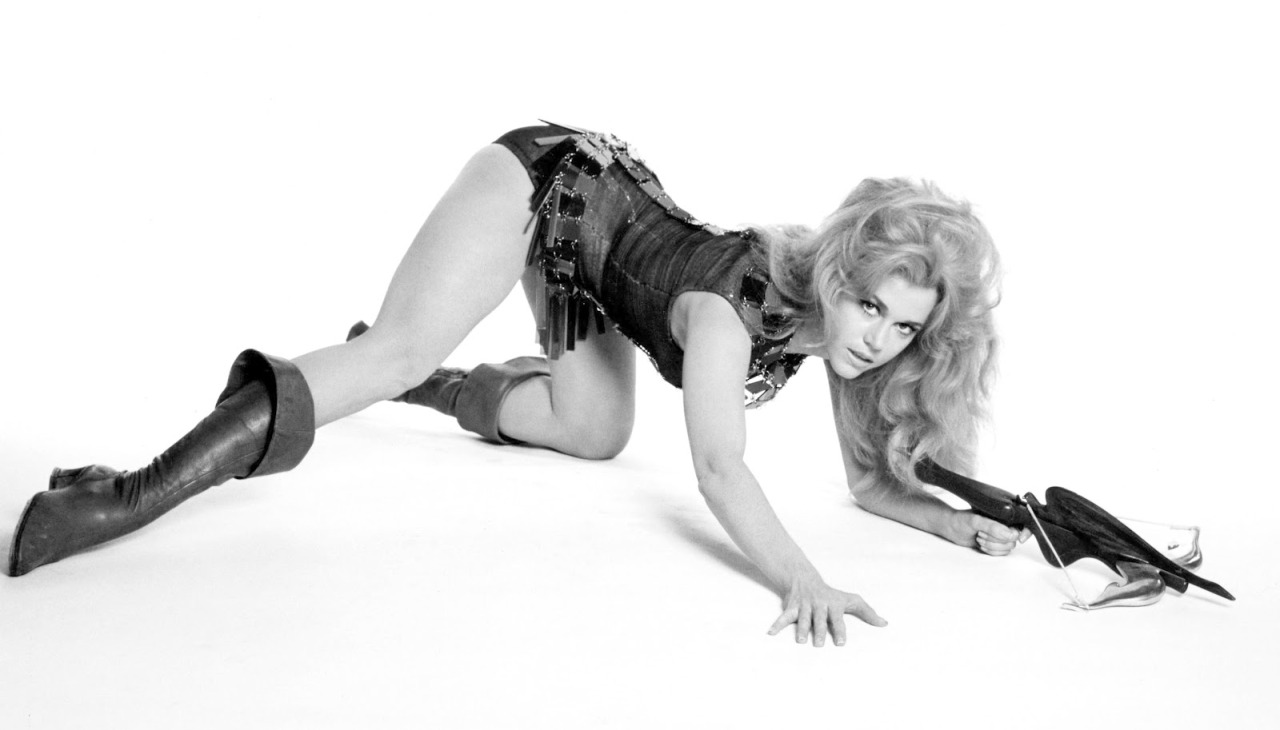 aldog55:  Barbarella as played by young Jane Fonda