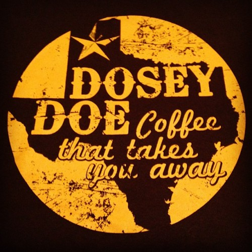 Awesome coffee shop/diner in The Woodlands, TX. #coffee #doseydoe #goodfood (at Dosey Doe Coffeeshop)
