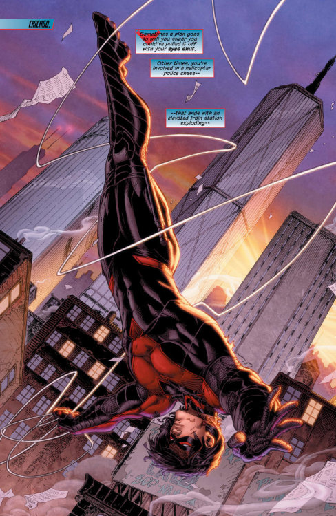 batcheeks:  Nightwing #20