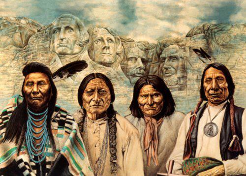 nativeskins:  Founding Fathers