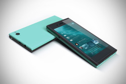 The Jolla Smartphone  the first smartphone from the Finnish startup, Jolla (pronounced as 'yo la') that runs on the firm's in-house concocted operating system known as Sailfish OS which is crafted to Android app compliant. little hard specs are known for now. the company is anticipating it to roll out end of this year for 399 euros.