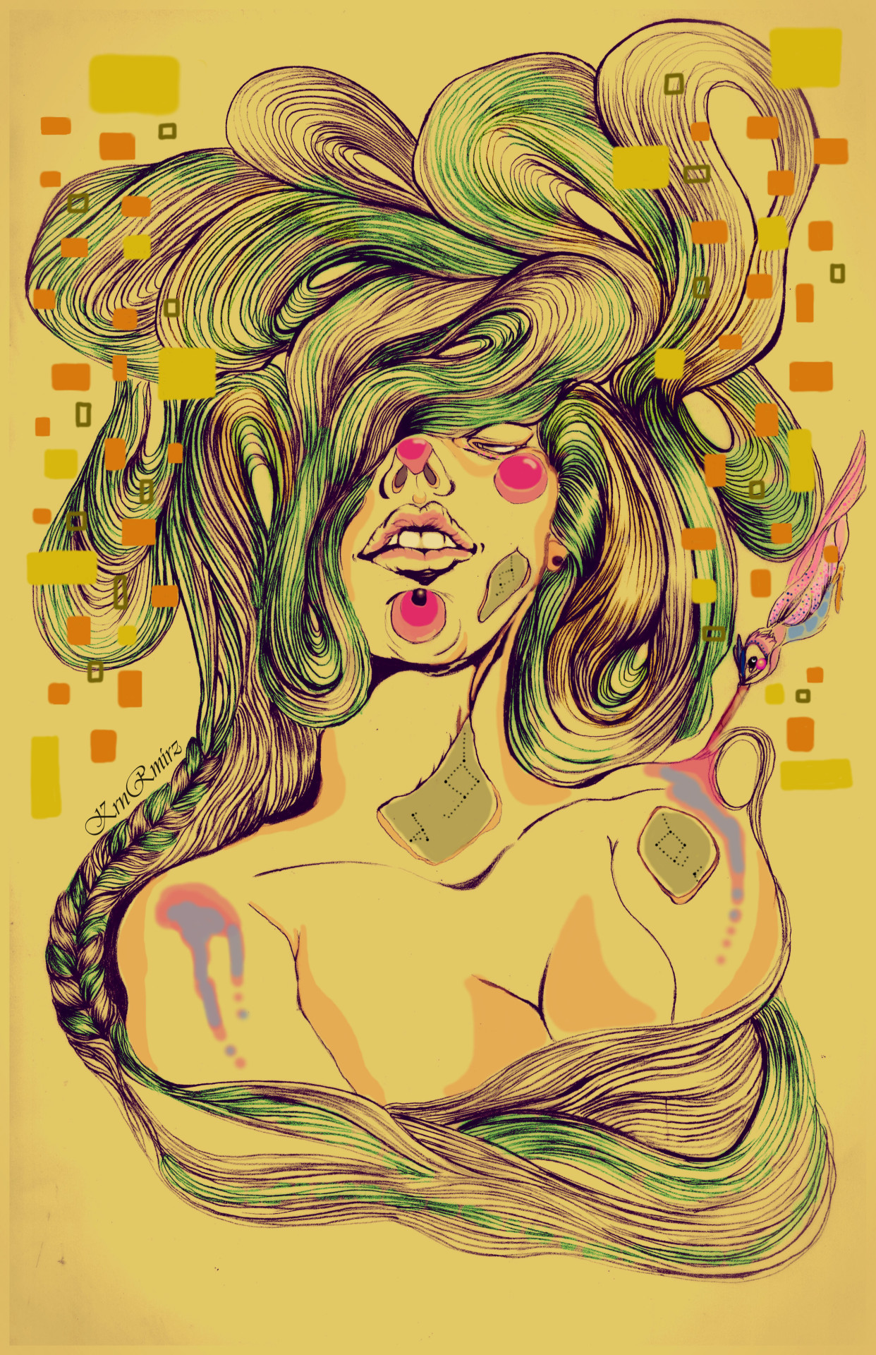 just-art:  Krn Rmirz