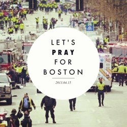 modesigns:  My prayers are with you #prayforboston #boston #print #graphicdesign