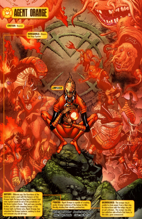 darthcubby:  cub-of-war:  rawmedicine:  all lantern corps. except white.  Orange til the day I die.  NO! You can't have Orange! Orange is MINE! ALL MINE!!