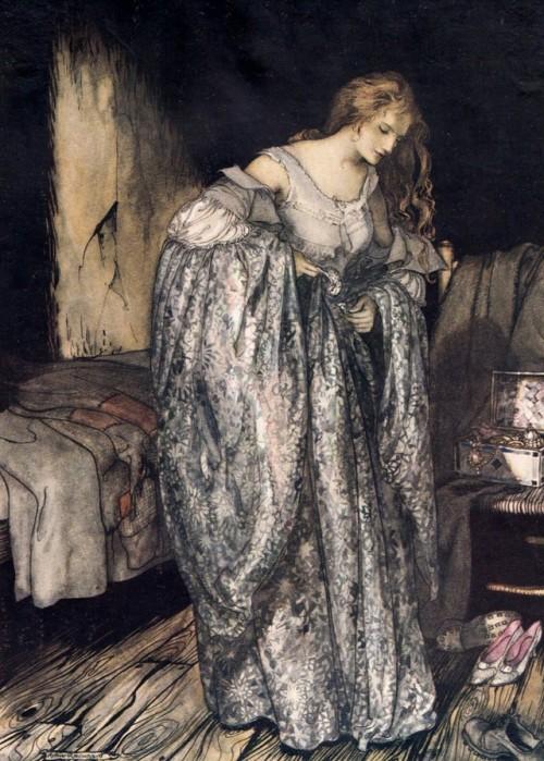 art illustration stars arthur rackham 18th century 1900s 1900s art woman artwork art history fairy tales
