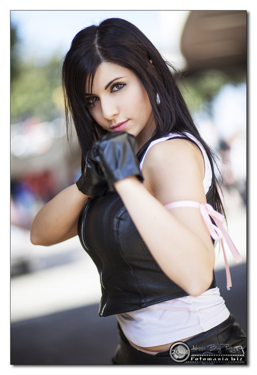 Tifa Lockhart from Final Fantasy VII: Advent ChildrenCosplayer: PrincessRiN0aPhotographer: Alessio Buzi Photography