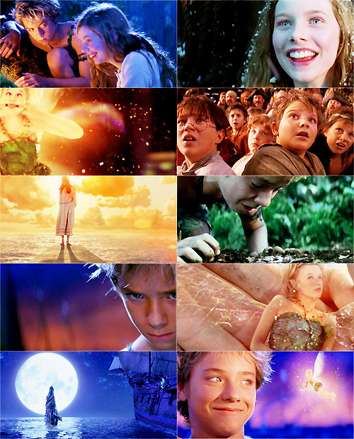 loveis—pain:  Peter Pan 2003 | via Tumblr sur We Heart It. http://weheartit.com/entry/58792032/via/chinmusic