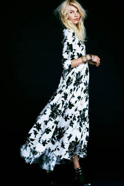 shamelessorgasms:  Aline Weber for Free People May Lookbook by Anthony Niccola