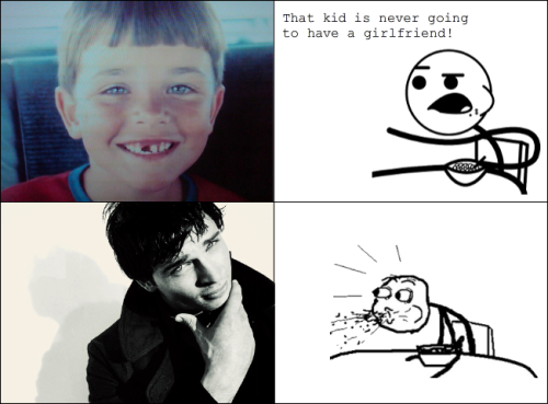 Tom Welling all grown up :)