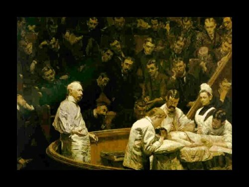 The Agnew Clinic, by Thomas Eakins