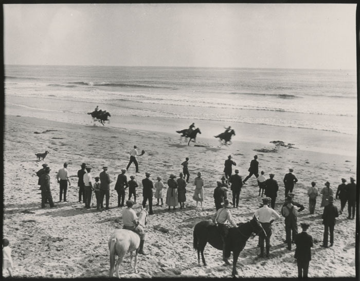 Solana Beach, circa 1920. Ed Fletcher Papers, 1870-1955