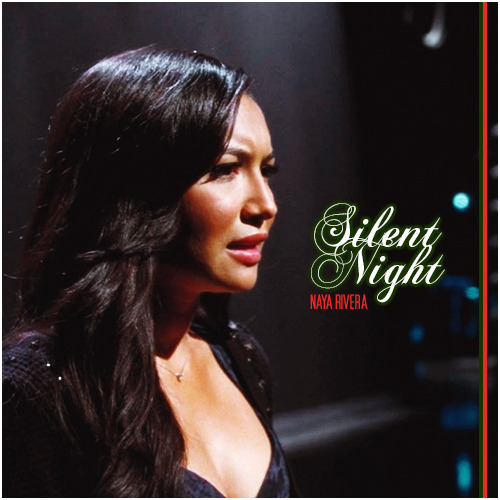 Glee: The Christmas Album Vol 3 | Silent Night Alternative Cover