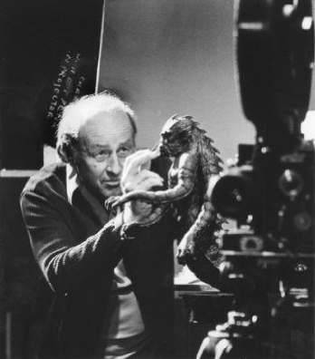 R.I.P. Ray Harryhausen  : (
