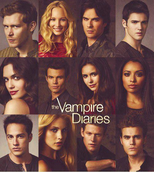 theentertainmentobsession:  #TVD LOVE!
