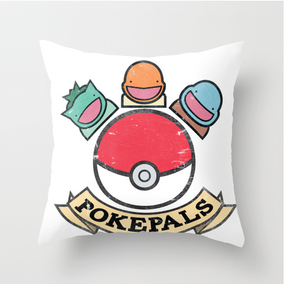 Random Giveaway!!! - POKEPALS THROW PILLOW 1 Reblog = 2 Entries 1 Like = 1 Entry Must be following me (pokemonsafari) Ends 26th of Feb 2013… . GO! http://society6.com/JordenTually
