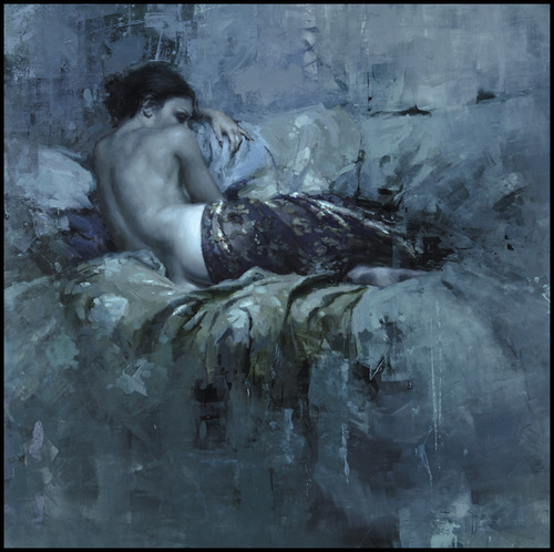 supersonicelectronic:  Jeremy Mann. Paintings by Jeremy Mann: Read More