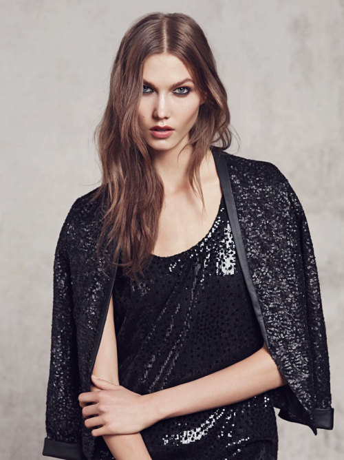 prettylittlecravers:  Karlie Kloss in Mango's Winter 2012 Catalogue