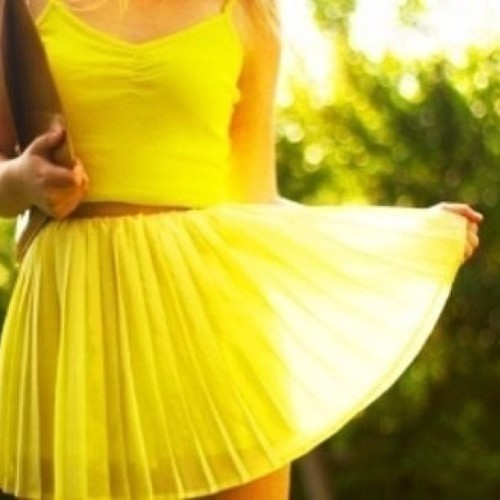 Spring Dress #spring #season #dress #cute #pretty #love #yellow #colorful #colors #nature #fashion #igfashion #igstyle #style #wardrobe #follow #followme #outfit