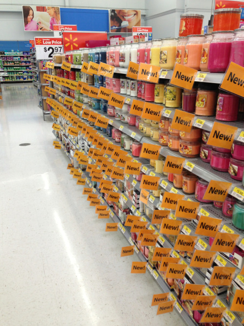 ravens-and-rubies:  pizzasnachosbutts:  i think walmart got new candles  wait how do you know??