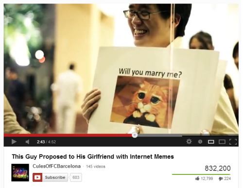 best-of-funny:  pizzaenthusiast:  i hope she said no  X