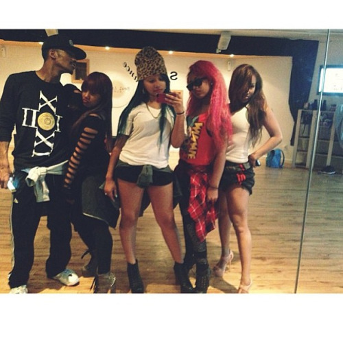 wesupportbabydoll:  catch up. #repost -Bahja