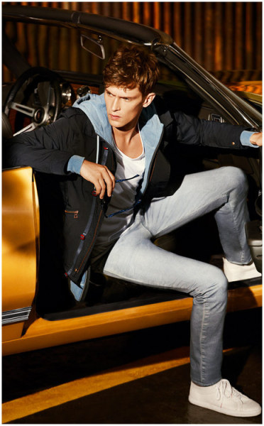 amenfashionworld:    Hugo Boss Orange Spring 2013 Campaign