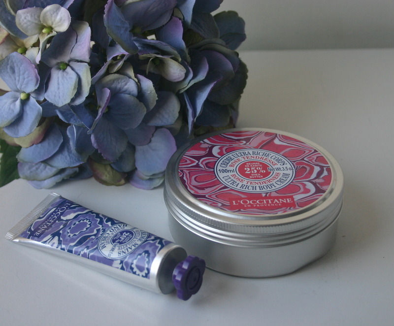 """L'occitane limited edition shea collectionOn shelves on the 6th of February these gorgeous new products from L'occitane's """"Shea Flowers of…View Post"""