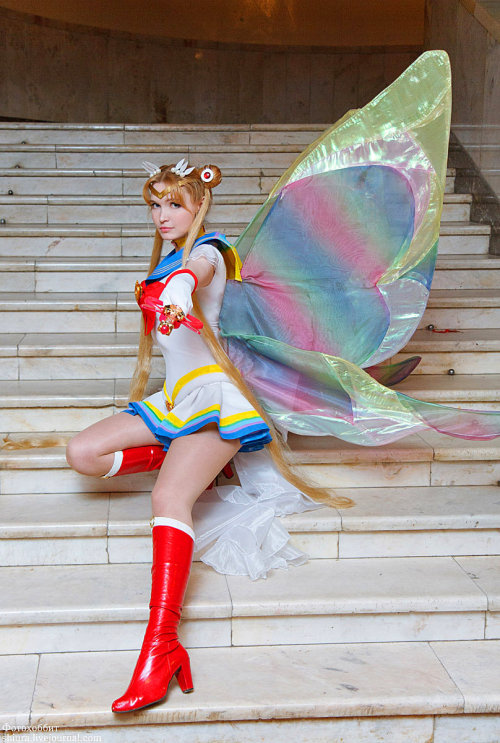 cosplaygirl:  Super Sailor Moon 1 by ~Usagi-Tsukino-krv on deviantART  AAAHHHHHHHHHHHHHHHHHHHHHHHHHH!!!!!!