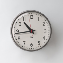 free-man:  Schoolhouse Electric IBM Clock