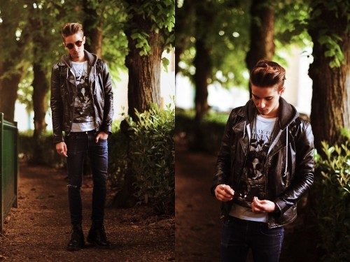 lookbookdotnu:  TGIF! (by Scott  Terral Downey Ѧ)